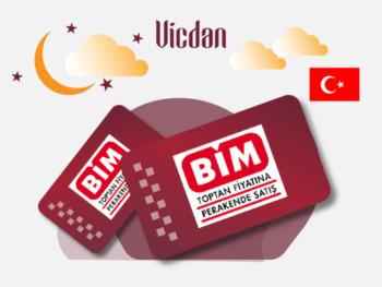 BIM kartı – türkiye